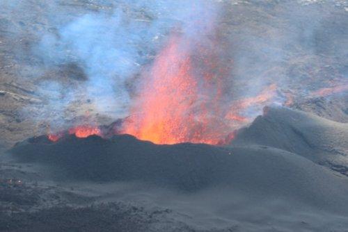 Volcan : Une éruption probable à brève échéance