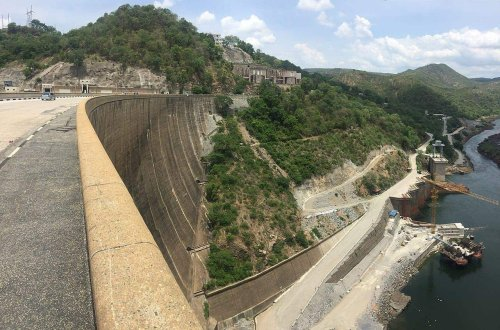 The largest dams in the world — by water capacity