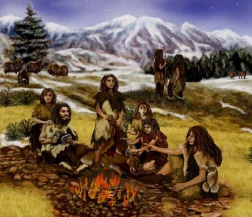 Prehistoric humans rarely mated with their cousins, unlike today