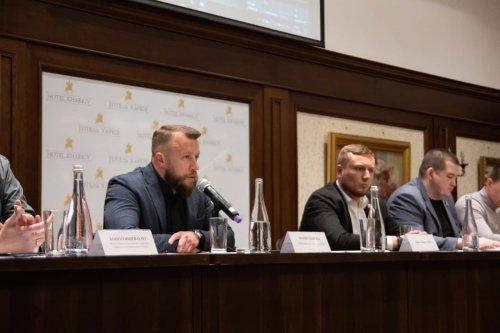 В Харькове обсудили как вернуть оккупированные территории