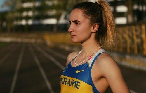 Прикарпатская красавица стала медалисткой по легкой атлетике на чемпионате Украины